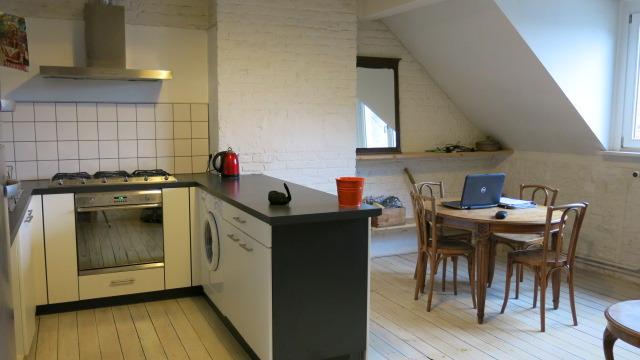 Appartement de 2façades à louerà Ixelles auprix de 700€ - (5458542)