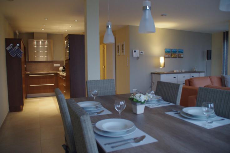 Belgique : locationde vacances -Appartement au prixde 0€ -(5458589)