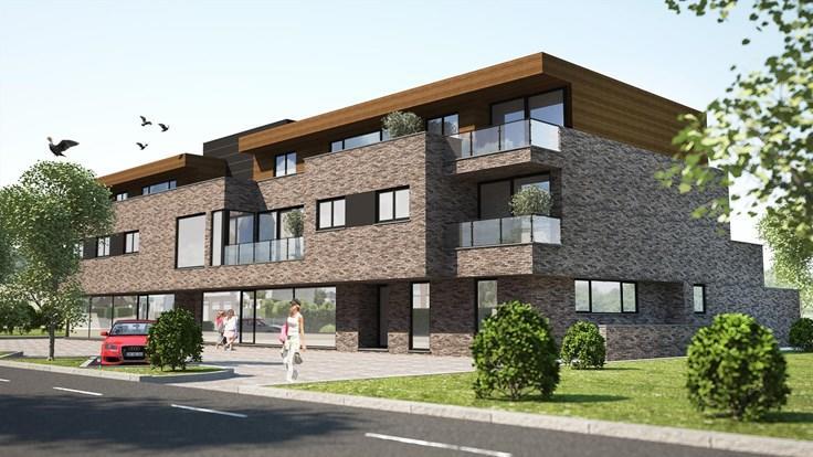 Appartement de 2façades à vendreà Houthalen-Helchteren auprix de 195.000€ - (5462172)