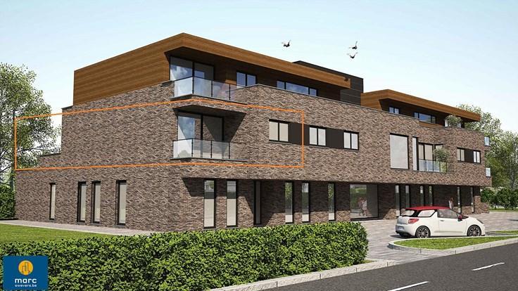 Appartement de 2façades à vendreà Houthalen-Helchteren auprix de 195.000€ - (5462174)
