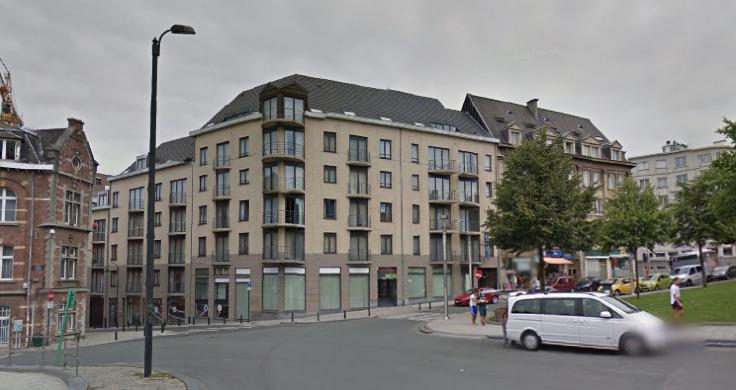 Appartement de 2façades à louerà Brussel -Stad au prixde 860 €- (5467734)