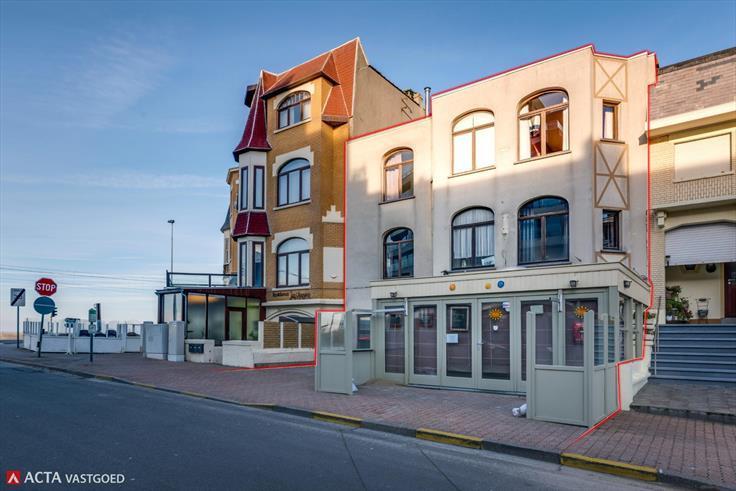 Commerce te koopte Ostende voor254.000 € -(5478378)