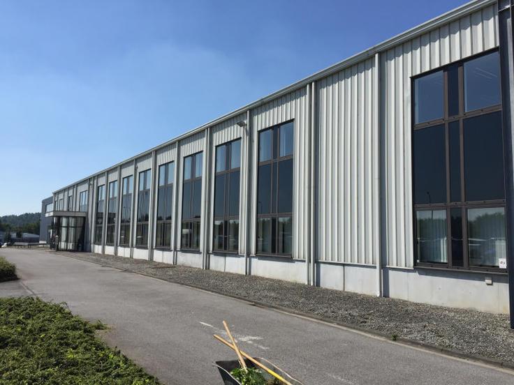 Bureaux de 4façades à louerà Jumet (Charleroi)au prix de50.004 € -(5522591)
