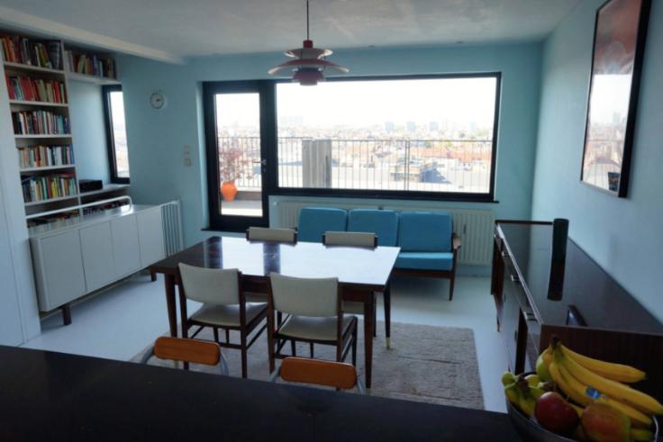 Appartement de 2façades à louerà Bruxelles villeau prix de1.090 € -(5523267)