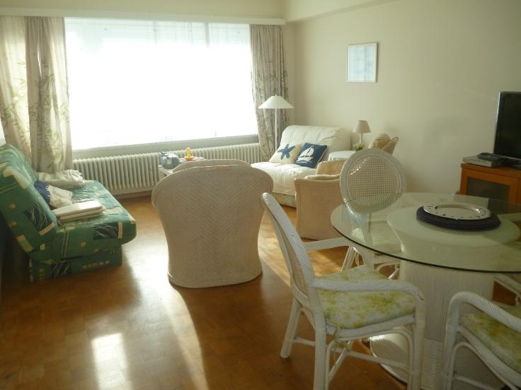 Appartement van 2gevels te huurte Ostende voor510 € -(5532116)
