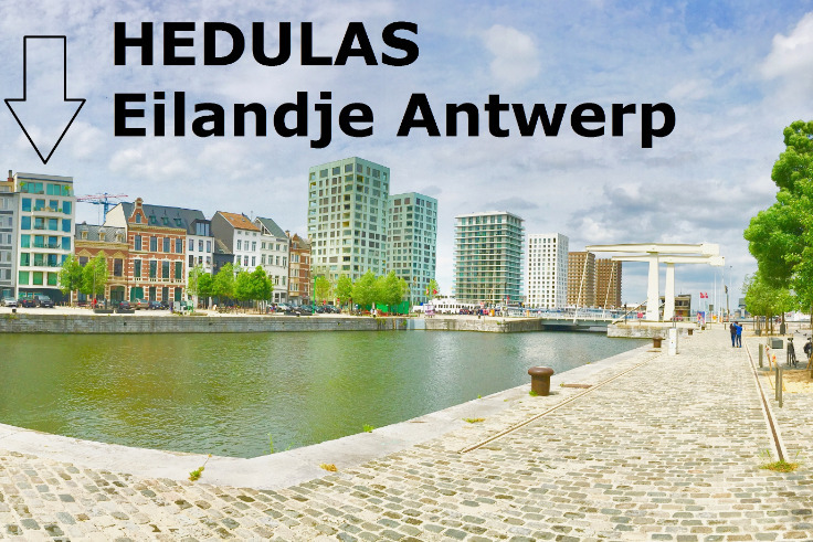 Appartement van 2gevels te huurte Anvers voor1.349 € -(5567979)