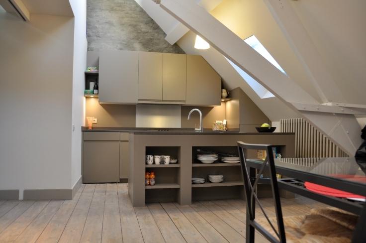 Duplex de 1façade à louerà Gand auprix de 950€ - (5569438)