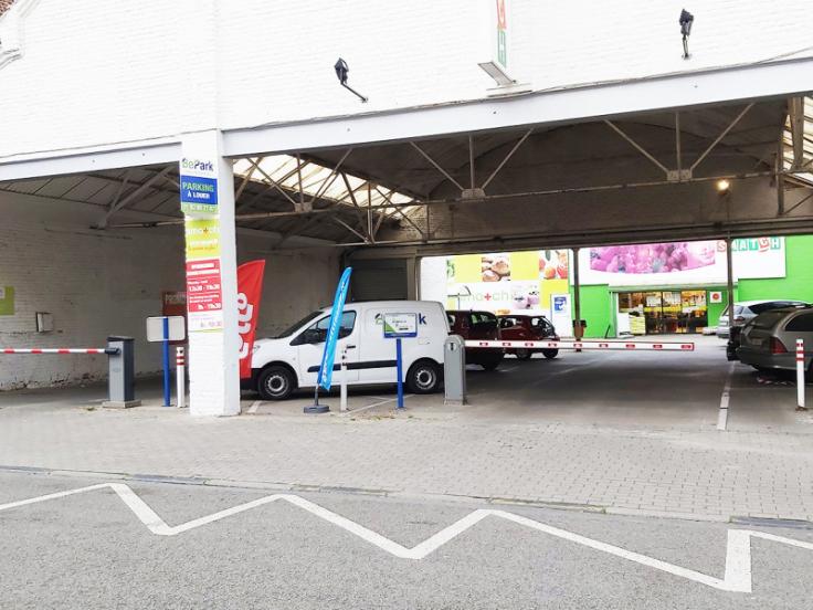 Emplacement extérieur tehuur te Woluwe-Saint-Lambertvoor 49 €- (5583105)
