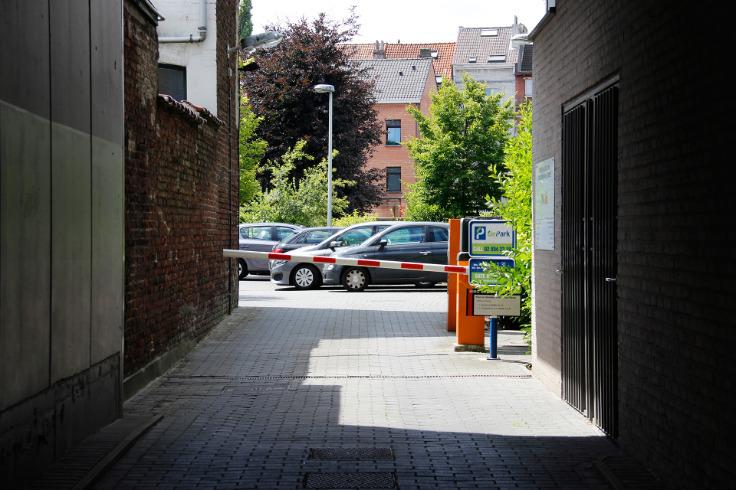 Emplacement extérieur tehuur te Ixellesvoor 59 €- (5583136)