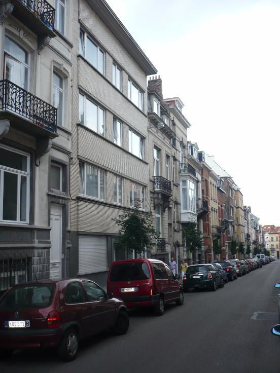 Appartement with 2frontages for rentin Ixelles auprix de 720€ - (5603879)