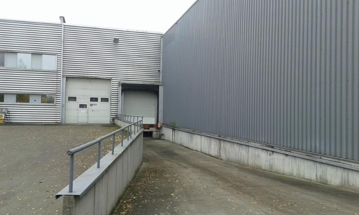 Immeuble industriel tehuur te Vilvordevoor 203.880 €- (5606519)