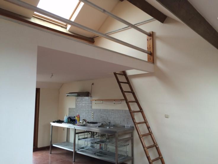 Flat/Studio te huurte Anvers voor525 € -(5609039)