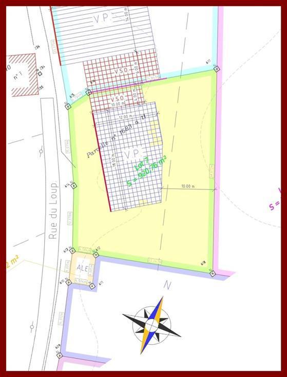 Terrain à bâtirte koop teAmay voor 55.000€ - (5610244)