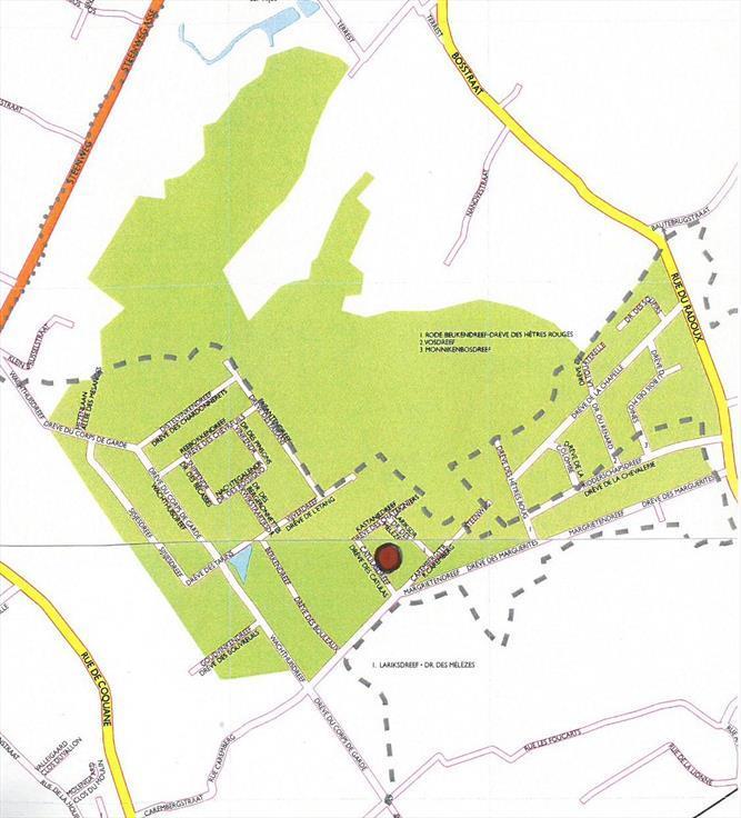 Terrain à bâtirte koop tePetit-Enghien voor 285.000€ - (5614712)
