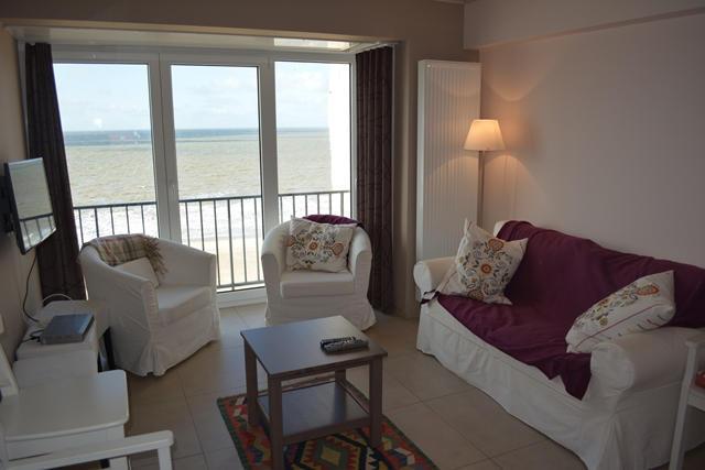 Belgique : locationde vacances -Appartement au prixde 0€ -(5617909)