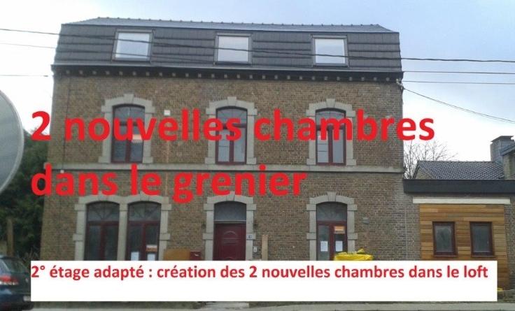 Appartement de 4façades à louerà Bende auprix de 550€ - (5633022)