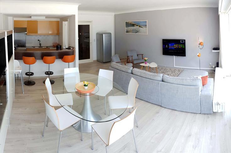 Belgique : locationde vacances -Appartement au prixde 0€ -(5641793)