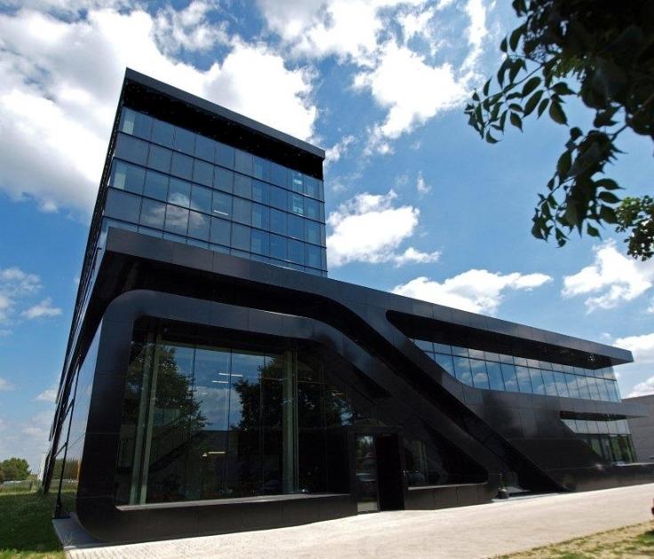 Bureaux de 4façades à louerà Wommelgem auprix de 9.348€ - (5651185)