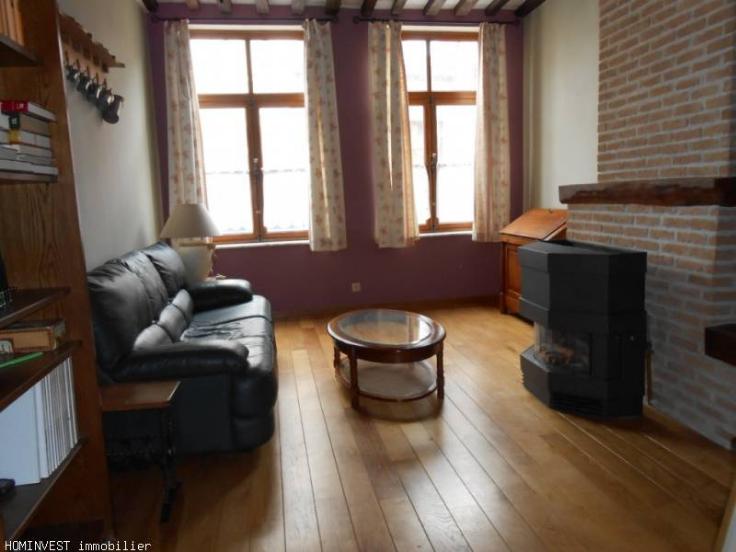 Duplex van 1gevel te huurte Mons voor750 € -(5658389)