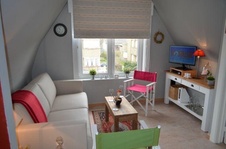 Belgique : locationde vacances -Appartement au prixde 0€ -(5658564)