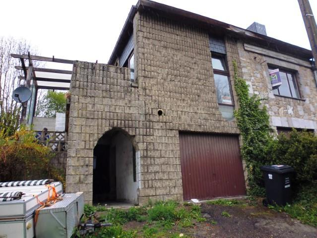 Maison van 3gevels te koopte Olne voor119.000 € -(5681601)