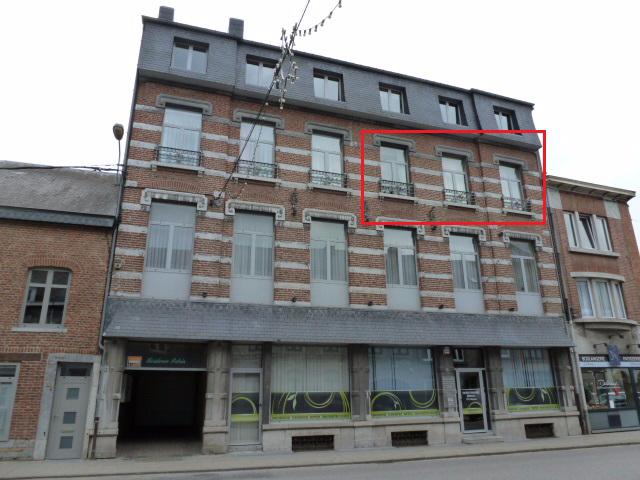 Appartement van 2gevels te huurte Ciney voor575 € -(5682518)