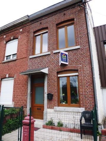 Maison de 2façades à vendreà Liège Grivegnéeau prix de115.000 € -(5686349)