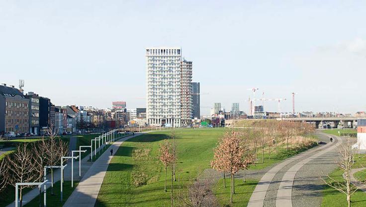 Emplacement intérieur àlouer à Anvers6 au prixde 100 €- (5687188)