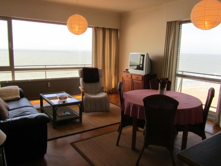 Belgique : locationde vacances -Appartement au prixde 0€ -(5711369)