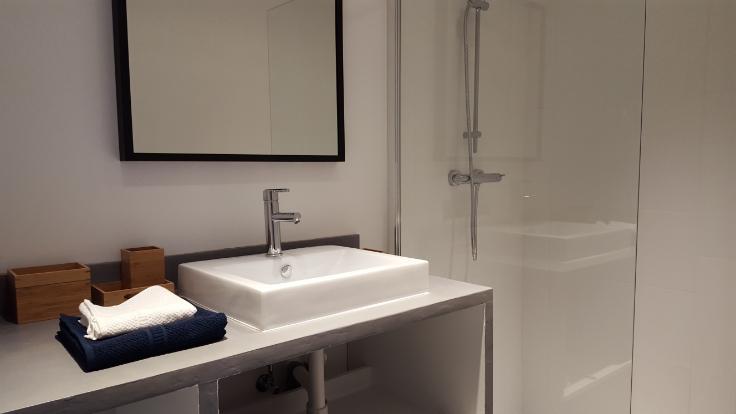 Appartement with 2frontages for rentin Ixelles auprix de 850€ - (5733295)