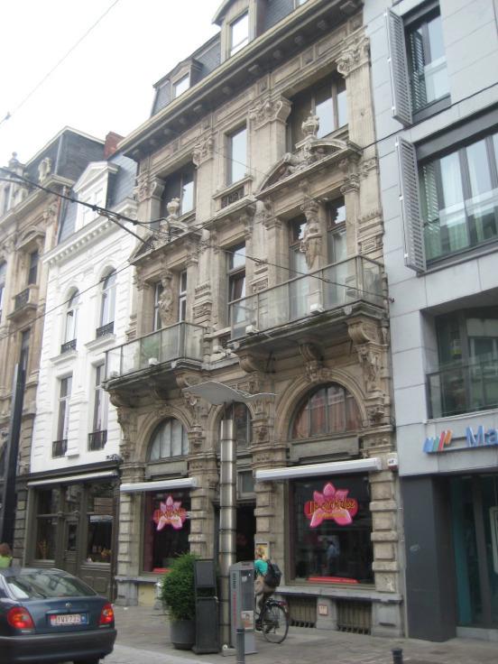Appartement van 2gevels te huurte Gand voor635 € -(5744594)