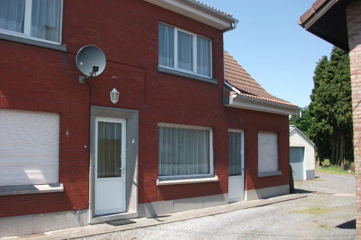 Maison de 3façades à louerà Obourg auprix de 750€ - (5756081)