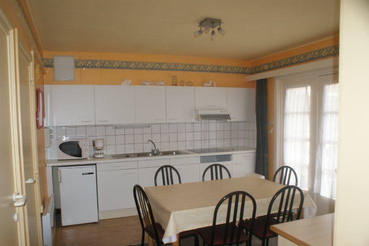 Belgique : locationde vacances -Appartement au prixde 0€ -(5770479)
