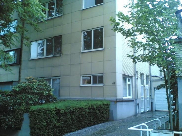 Appartement de 3façades à louerà Anvers 2au prix de675 € -(5777614)