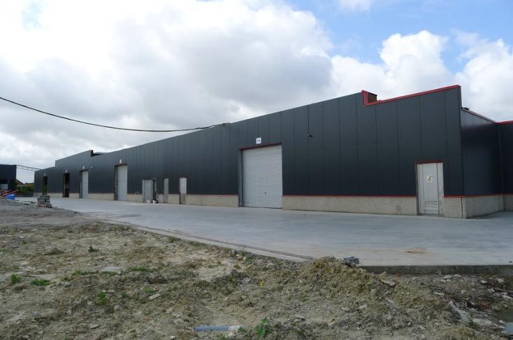 Industrieel gebouw àlouer à Vichteau prix de24.000 € -(5782931)