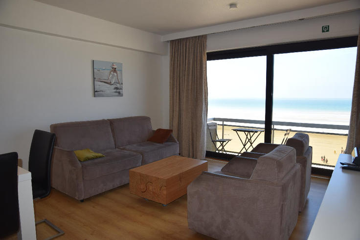 Belgique : vakantiewoning- Appartement voor0€ - (5792223)