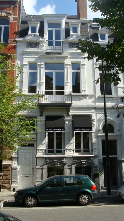 Flat/Studio de 2façades à louerà Bruxelles villeau prix de550 € -(5813756)