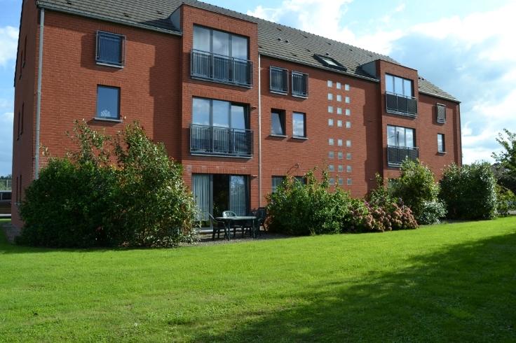 Appartement de 2façades à louerà Tournai auprix de 550€ - (5822986)