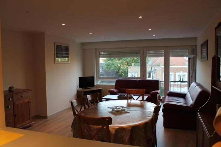Belgique : locationde vacances -Appartement au prixde 0€ -(5843301)