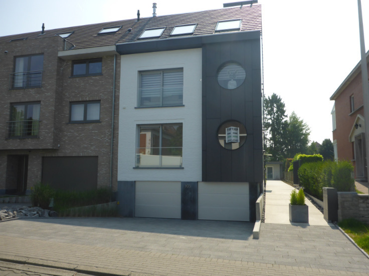 Appartement with 3frontages for salein Dilbeek auprix de 465.000€ - (5868514)