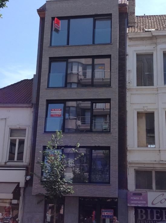 Appartement de 2façades à louerà Ostende auprix de 590€ - (5871859)