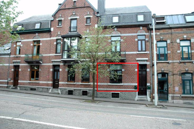 Appartement de 2façades à louerà Marche-en-Famenne auprix de 650€ - (5876755)