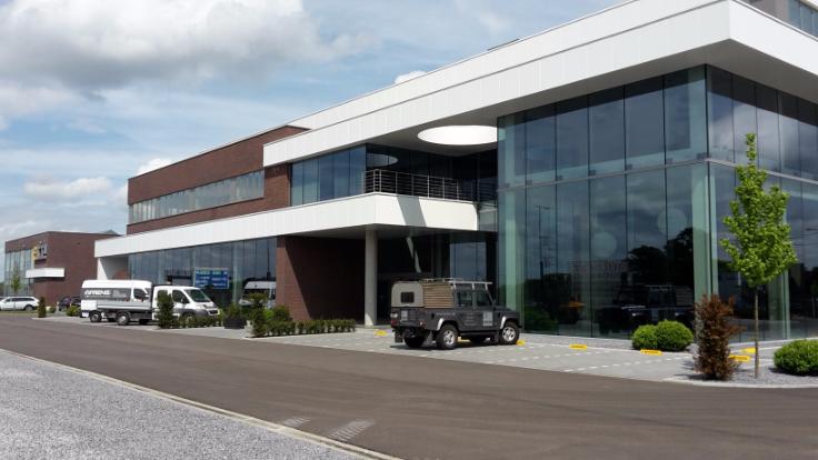 Industrieel gebouw àlouer à Lummenau prix de144.000 € -(5885504)