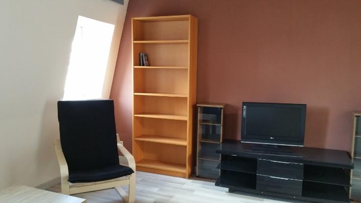 Flat/Studio te huurte Etterbeek voor595 € -(5924079)