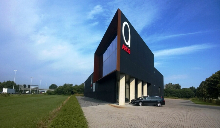 Immeuble industriel tehuur te Geelvoor 54.495 €- (5971484)