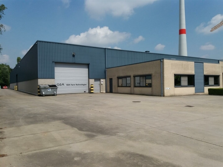 Immeuble industriel tehuur te Olenvoor 37.800 €- (5971490)