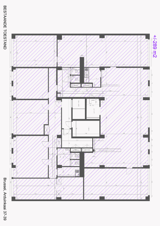 Immeuble mixte van2 gevels tehuur te Bruxellesville voor 35.400€ - (5978075)