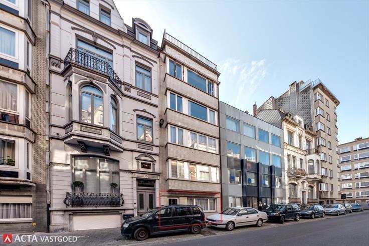 Appartement de 2façades à vendreà Ostende auprix de 139.900€ - (5988459)