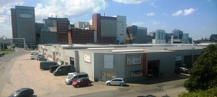 Industrieel gebouw forrent in Merksemau prix de29.980 € -(5988804)