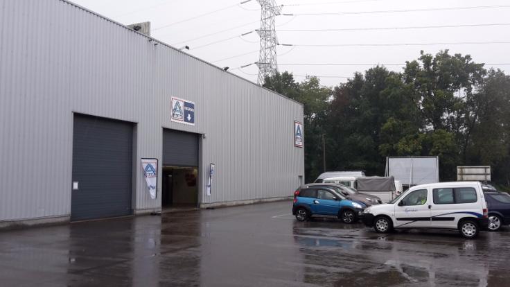 Entrepôt à louerà Herentals auprix de 35.000€ - (5990796)
